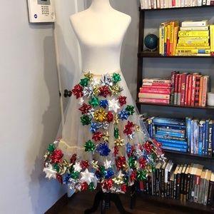 """Dresses & Skirts - Homemade """"Ugly"""" Christmas Skirt"""